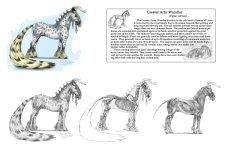 horse based creature